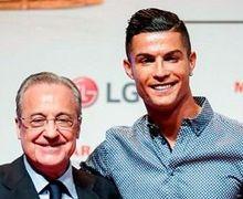 Geram dengan Zidane, Fan Real Madrid Soroti Obrolan Ronaldo & Florentino Perez Sebagai Pertanda Baik