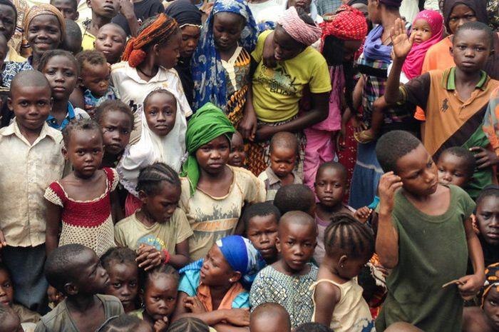 Konflik Afrika