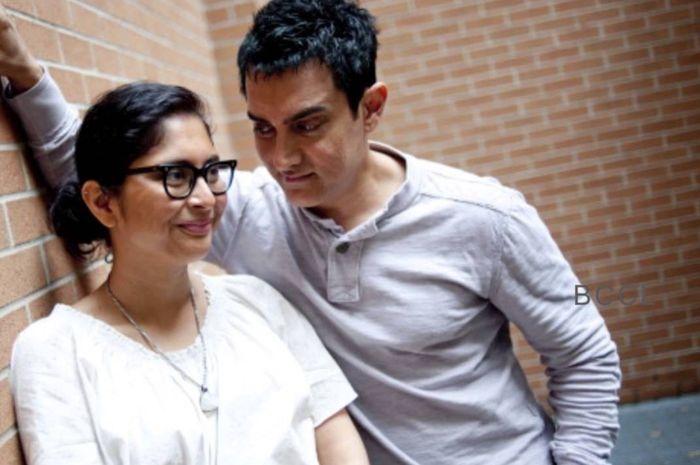 Begini Kejutan Sang Istri Untuk Aamir Khan Di Ulang Tahun Ke 53