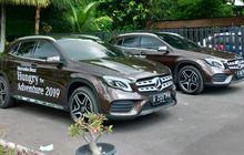 Mercedes-Benz GLA 200 Baru Bakal Meluncur, Versi Lebih Murah