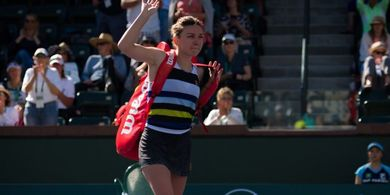 Jelang Miami Open 2019, Simona Halep Reuni dengan Mantan Pelatihnya