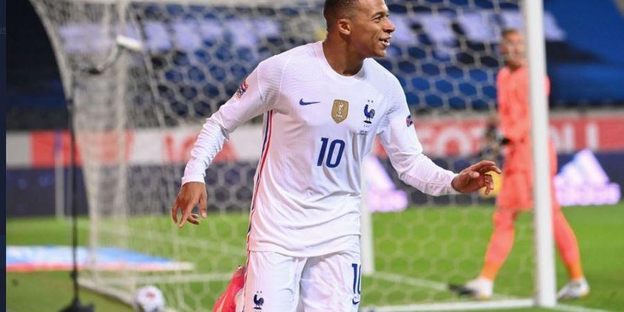 Gelandang Man United Beri 1 Nasihat kepada Kylian Mbappe di Timnas Prancis