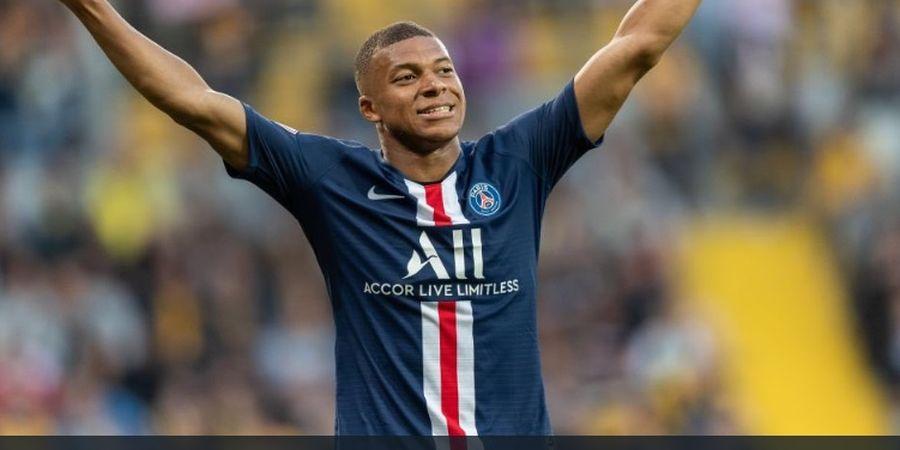 Kylian Mbappe Jalani Tes Diagnosis Covid-19 Jelang Laga Liga Champions