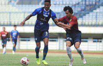 Sukses di Uji Coba, Wander Luiz Optimistim Bisa Bantu Persib Bandung Juarai Liga 1 2020