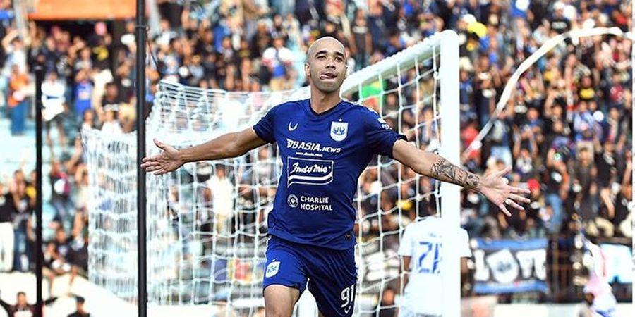 Diwarnai Dua Kartu Merah, PSIS Menang Atas Arema FC Tanpa Balas