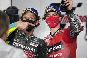 Ternyata Ini Warisan Terbesar Valentino Rossi untuk MotoGP, Disamakan dengan Michael Jordan!