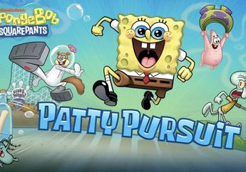 Game SpongeBob: Patty Pursuit Sudah Tersedia di Apple Arcade