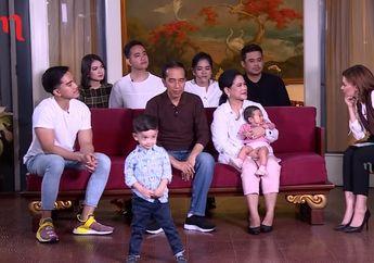 Aksi Gemas Jan Ethes Syuting Bareng Keluarga Presiden, Mulai dari Ajak Main Embah Sampai Diam-diam Makan Snack
