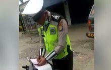 Heboh Oknum Polisi Tangkap Pemotor di Cikarang Gara-gara Lampu Depan, Korban Lain Ikut Komentar