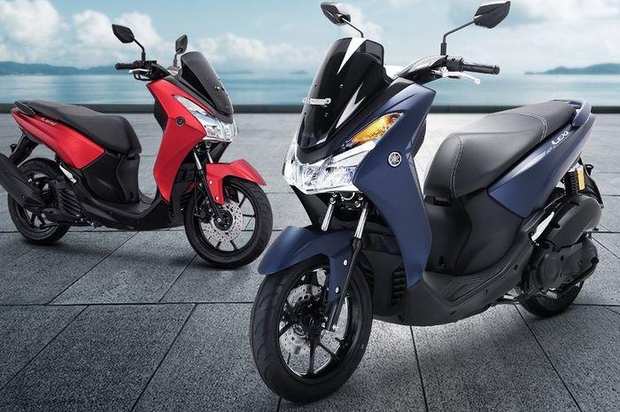 Ilustrasi. Yamaha Lexi