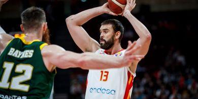 Final FIBA World Cup 2019 - Tekad Marc Gasol Memberi Warisan untuk Timnas Spanyol
