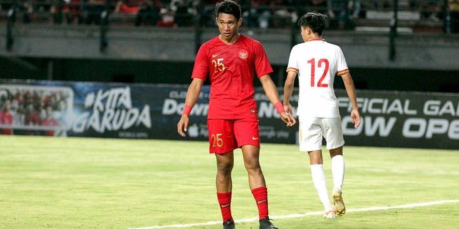 Mantan Pemain Timnas U-19 Indonesia Serdy Ephy Fano Beri Kalimat Bijak