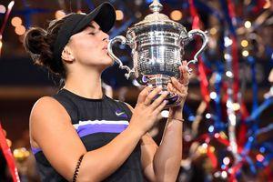 Kalahkan Serena Williams di US Open 2019, Andreescu Sabet Penghargaan Tak Terduga