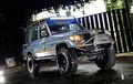 Toyota Land Cruiser II Milik Pejabat, Gagah Tapi Tak Mencolok