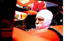 Berita F1 - Sebastian Vettel Berikan Komentar Terkait Rivalitasnya dengan Hamilton