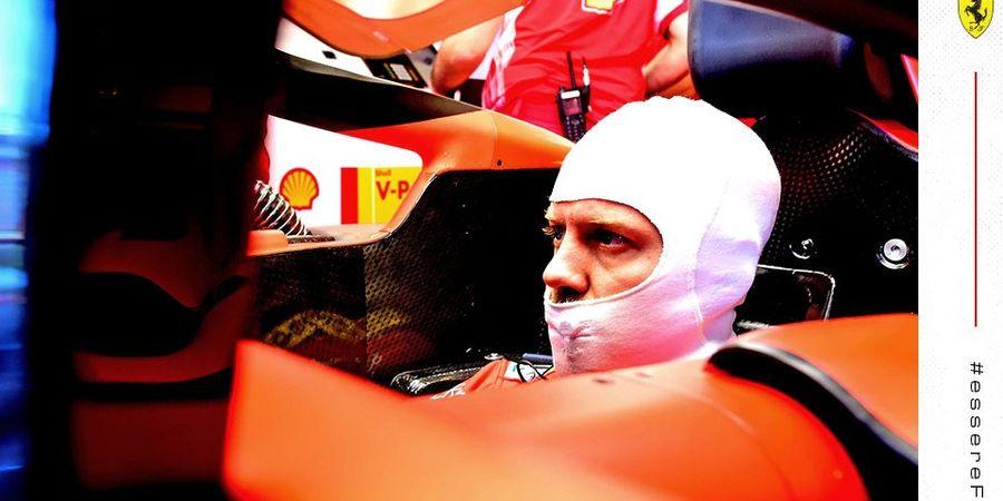 Saat Bersaing dengan Lewis Hamilton pada F1 GP Bahrain, Vettel Mengaku Buat Kesalahan