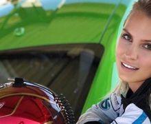 Mengenal Doreen Seidel, Model Playboy yang Kini Merambah Dunia Balap Formula 1