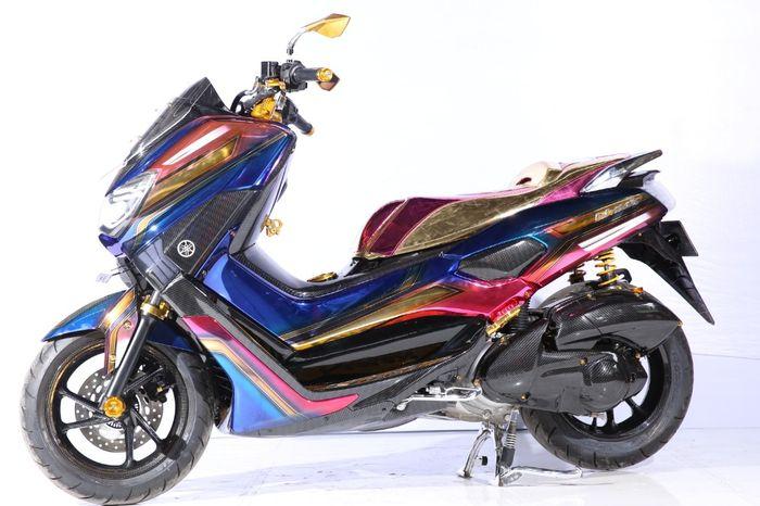 Yamaha NMAX juara kelas Master