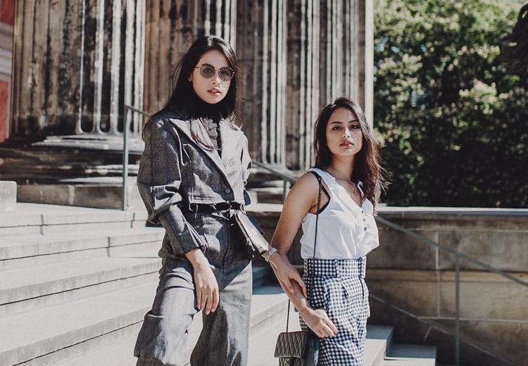 Sistergoals! 7 Fashion Kompak ala Maudy Ayunda dan Amanda Khairunnisa