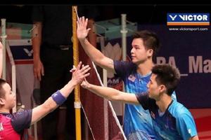 Pembuktian Nyata Ong Yew Sin/Teo Ee Yi, Melesat ke Final Thailand Masters 2020 Usai Terdepak dari Pelatnas