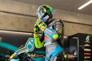 MotoGP Prancis 2021 - Tanda Nasib Buruk Valentino Rossi Mulai Memudar!