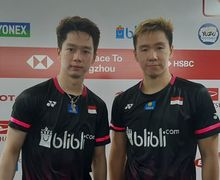 Hasil Indonesia Masters 2020 Semifinal - Minions ke Final, Tuan Rumah Pastikan Satu Gelar!