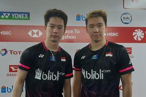 Final Indonesia Masters 2020 - Marcus/Kevin dan Zheng/Huang Berpeluang Ukir Hat-trick