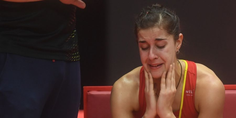 Carolina Marin Dipastikan Tak Bisa Pertahankan Gelar pada Kejuaraan Dunia 2019