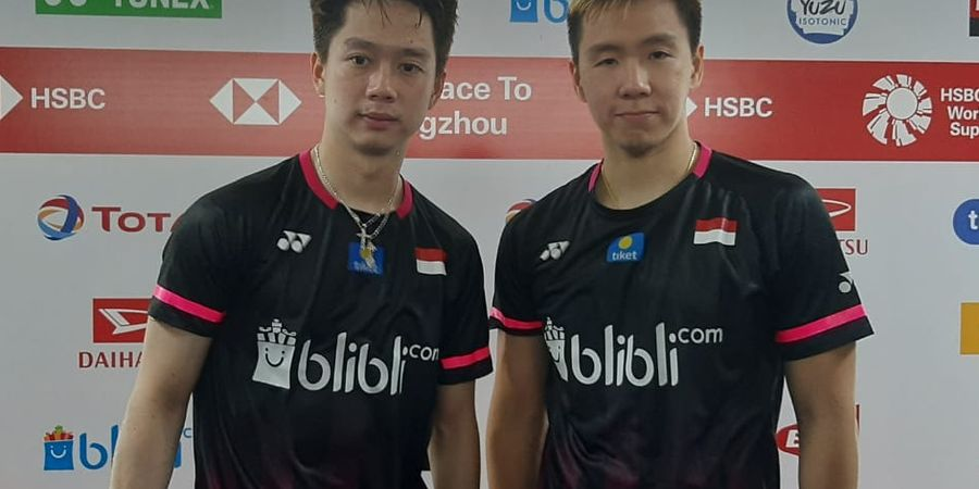 Treble Menanti Dua Ganda Putra Indonesia di All England Open 2020