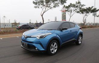 Toyota C-HR Hybrid Bakal Masuk Indonesia Tahun 2019? Ini Jawabannya