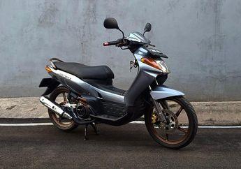 Pemilik Motor Yamaha Nouvo dan Skywave Waspada, Ban Ring 16 Mulai Langka