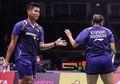 Hasil Thailand Open 2021 - Tumbangkan Wakil Denmark, Praveen/Melati ke Semifinal