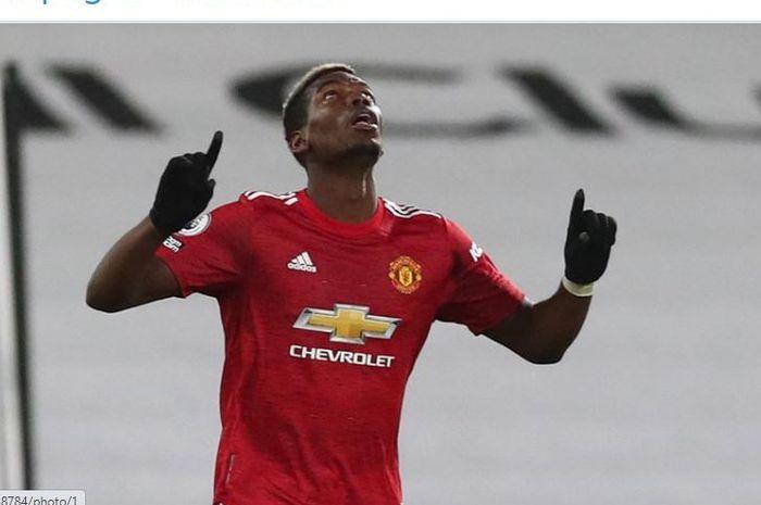 Paul Pogba dikabarkan enggan melakukan perpanjangan kontrak bersama Manchester United.