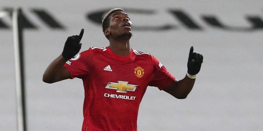 Man United Siap Jadikan Paul Pogba sebagai Pemain dengan Gaji Tertinggi