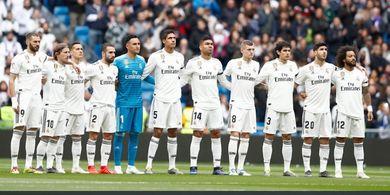 Real Madrid Merana, Rekor Selisih Poin dengan Barcelona Makin Buruk
