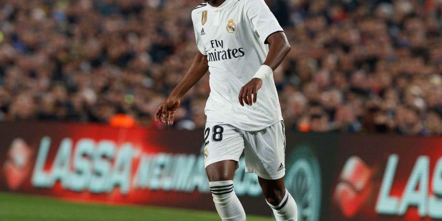 Dipepet Waktu, Anak Ajaib Brasil Pilih Real Madrid Ketimbang Barcelona