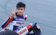 Bikin Terharu, Video Mengenang M Zaki dari Pembalap Indonesia