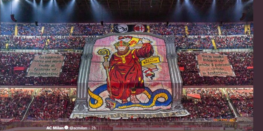 Sudah Percaya Setan, AC Milan Masih Tetap Kalah dari Inter