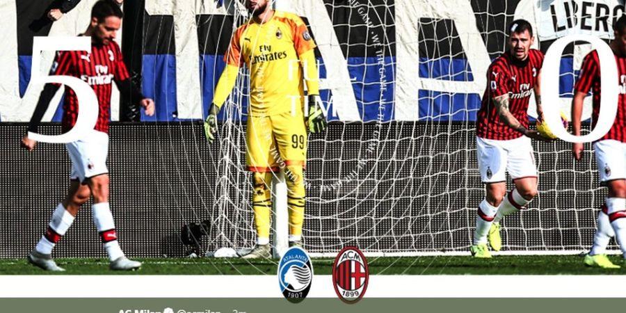 Kiamat! Terakhir Kali AC Milan Kalah 0-5 di Liga Italia, Film Armageddon Dirilis