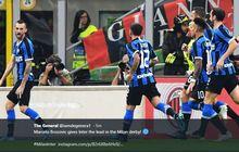 Kalahkan AC Milan, Inter Milan Ulangi Dominasi 20 Tahun Lalu