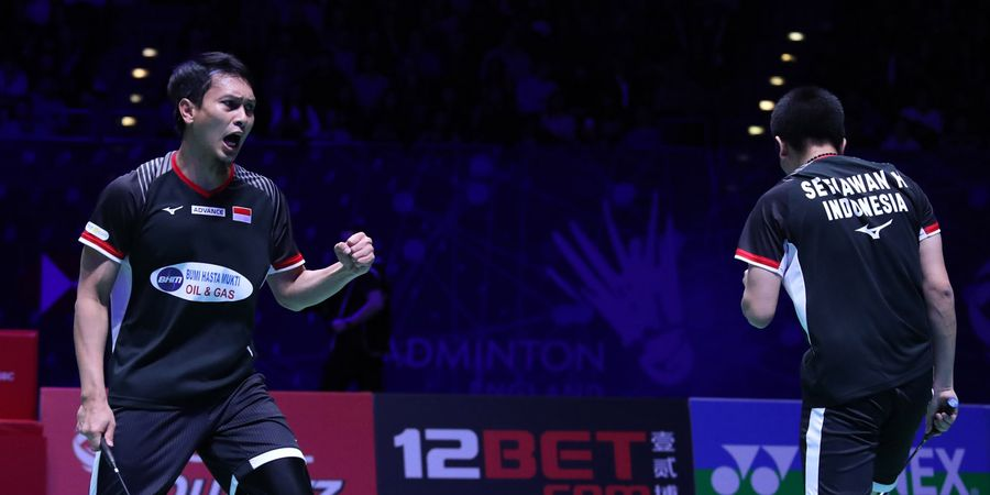 Link Live Streaming Hari Ke-2 Indonesia Open 2019, Ada Duet Ahsan/Hendra