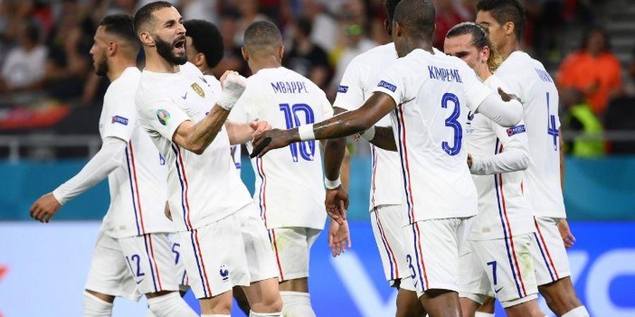 Berita EURO 2021 - Karim Benzema Paham Kalau Jadi Tumpuan Satu Negara