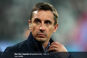 Gary Neville: Saya Tidak Berpikir Manchester United Adalah Tim Hebat