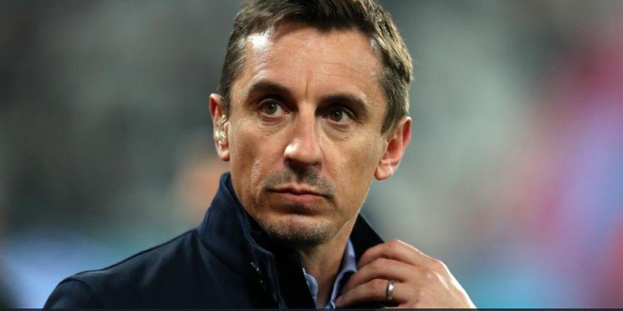 Ragu Man United Mampu Bersaing di Liga Inggris Musim Depan, Neville Sampaikan 1 Alasan