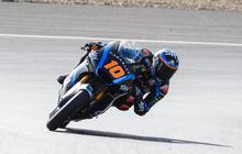 Tes Moto2 Jerez: Adik Valentino Rossi Tercepat, Dimas Ekky Masih Kesulitan