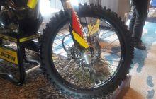 Dunlop DGX-01, Ban Grasstrack Untuk Matic, Sport Hingga Bebek
