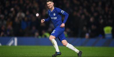 Drama Kartu Merah dan Penalti Bawa Chelsea Ungguli Arsenal