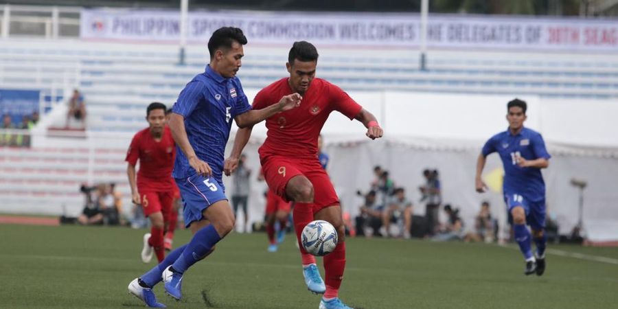 Gagal Atasi Vietnam, Thailand Harus Tersisih dari SEA Games 2019