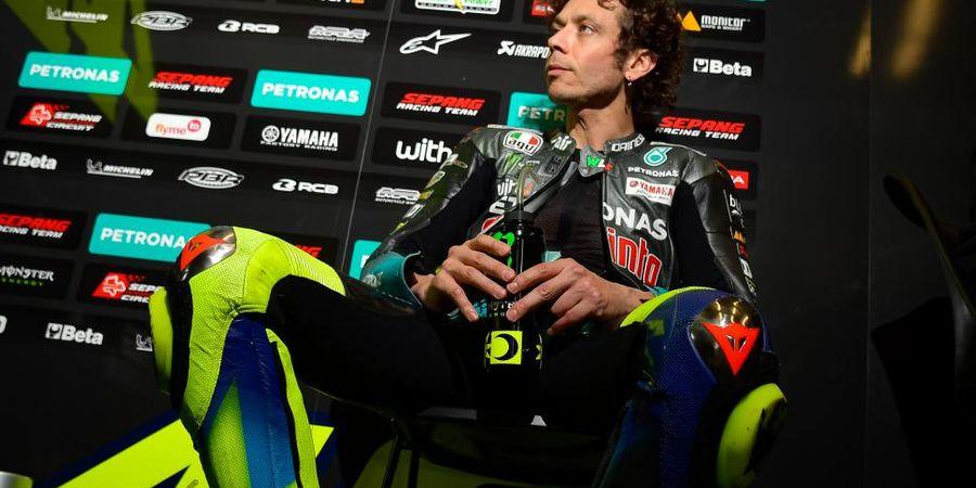 Memble di 5 Seri MotoGP 2021, Valentino Rossi Beberkan Atmosfer Timnya