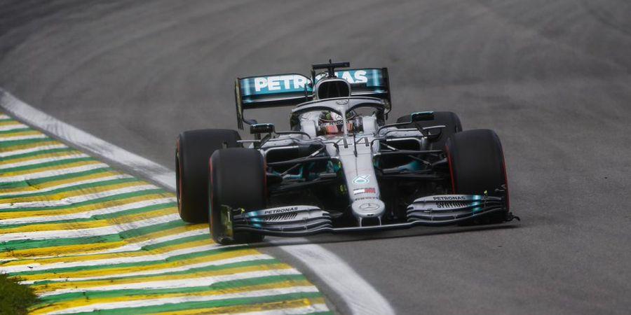 Lewis Hamilton Mencari Kesempurnaan Selama Balapan F1 GP Abu Dhabi
